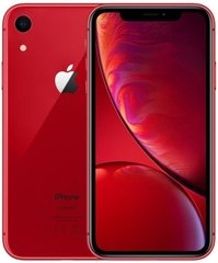 Смартфон Apple iPhone XR 64Gb Dual Sim Red (EuroMobi)