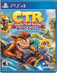 Ігра Games Software PS4 Crash Team Racing [Blu-Ray диск]