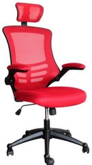 Крісло Office4You RAGUSA red (27717)