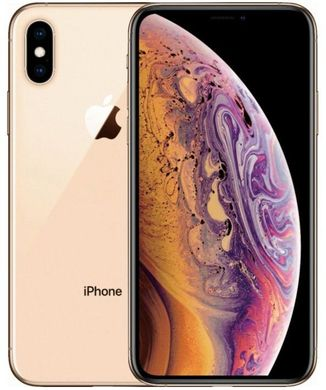 Смартфон Apple iPhone XS 64Gb Gold (Euromobi)