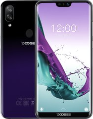 Смартфон Doogee Y7 3/32GB Phantom Purple