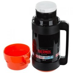 Термос THERMOS Glass 055333 32-50помаранч. 0,5л
