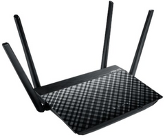 Wi-Fi Роутер ASUS RT-AC58U V2 DUAL BAND AC1300 GIGABIT ROUTER USB 2.0
