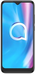 Смартфон Alcatel 1SE (5030E) 4/128GB Dual SIM Power Gray (5030E-2AALUA2)
