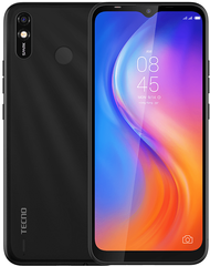 Смартфон Tecno Spark 4 Lite (BB4k) 2/32Gb Dual SIM Midnight Black