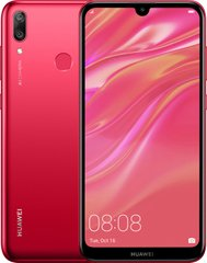 Смартфон Huawei Y7 2019 3/32Gb Red