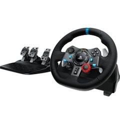 Руль Logitech G29 Driving Force PC/PS3/PS4 Black (941-000112)