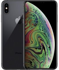 Смартфон Apple iPhone XS Max 64Gb Space Gray (MT502)