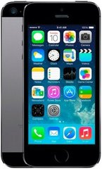 Смартфон Apple iPhone 5S 16GB Space Gray (ME432) (REF) (EuroMobi)