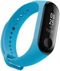 Ремінець ArmorStandart для Xiaomi Mi Band 4/3 Light Blue