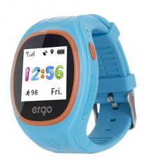 Дитячий смарт годинник ERGO GPS Tracker Junior Color J010 Blue (GPSJ010B) 41fc38eee2796