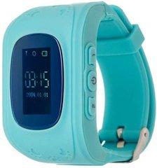 Дитячий смарт годинник Ergo K010 Smart Watch GPS Blue 6dc3001eb9ce3