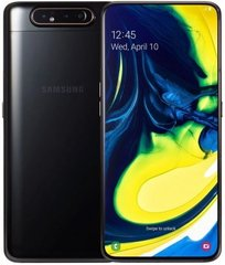 Смартфон Samsung Galaxy A80 2019 6/128GB Black (SM-A805FZKDSEK)